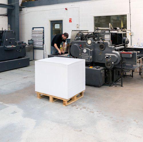 Small printing press