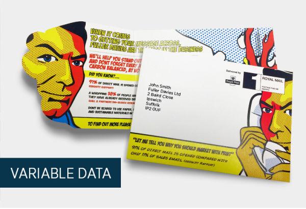 Digital Printing - Fuller Davies - Printing and Mailing