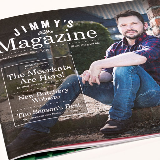 Jimmy's Magazine